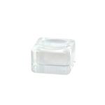 Стеклянный куб для клея и краски