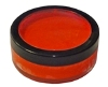 Оранжевая флуоресцентная. Краски для росписи тела кисточкой.